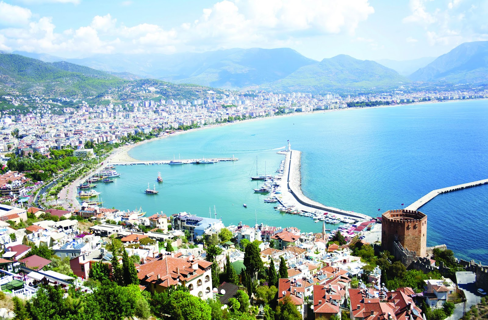 Alanya Turkey  City pictures : Alanya is the best place to buy property in turkey